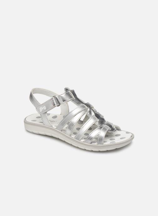 Sandales et nu-pieds Primigi PAL 33902 Argent vue détail/paire