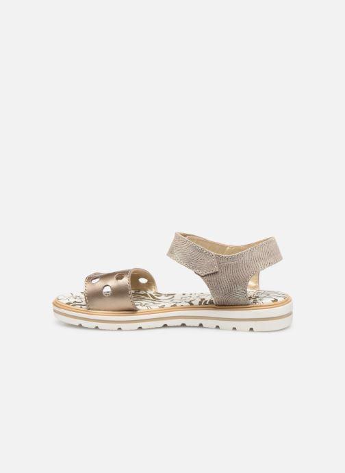 Sandales et nu-pieds Primigi PFG 34347 Argent vue face