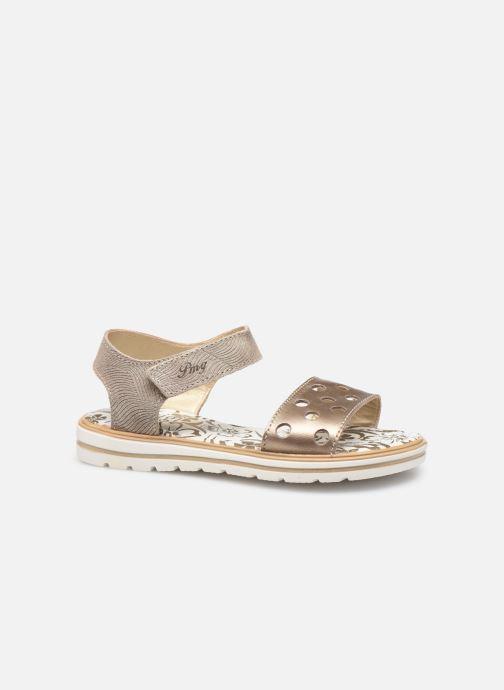 Sandales et nu-pieds Primigi PFG 34347 Argent vue derrière