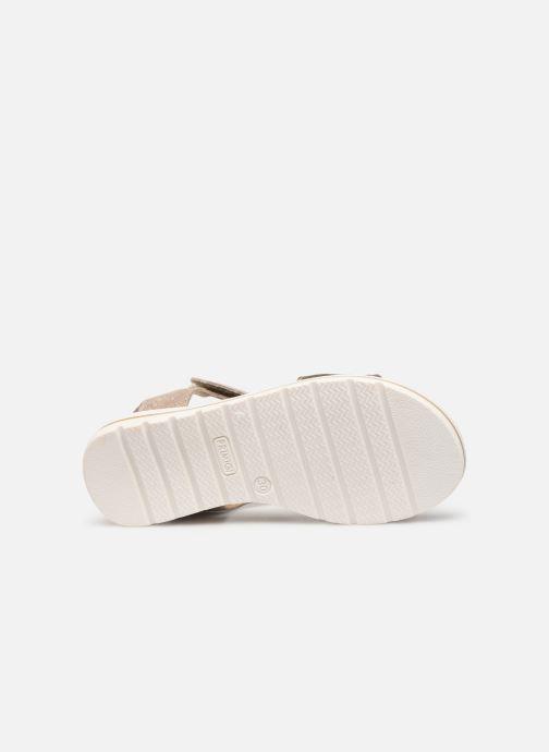 Sandales et nu-pieds Primigi PFG 34347 Argent vue haut