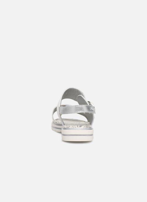 Sandales et nu-pieds Primigi PFG 34349 Argent vue droite