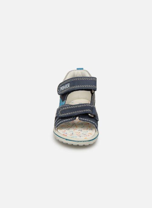 Sandales et nu-pieds Primigi PSW 33777 Bleu vue portées chaussures