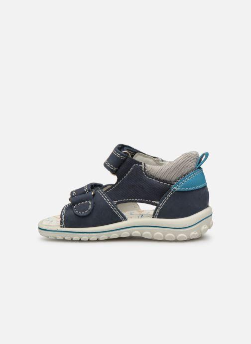 Sandalen Primigi PSW 33777 blau ansicht von vorne