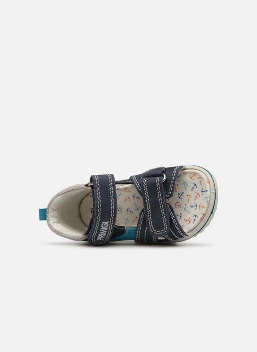 Sandales et nu-pieds Primigi PSW 33777 Bleu vue gauche