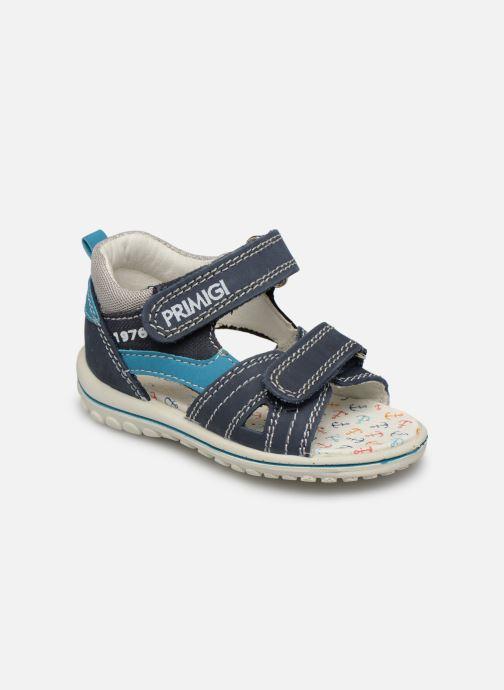 Sandales et nu-pieds Primigi PSW 33777 Bleu vue détail/paire