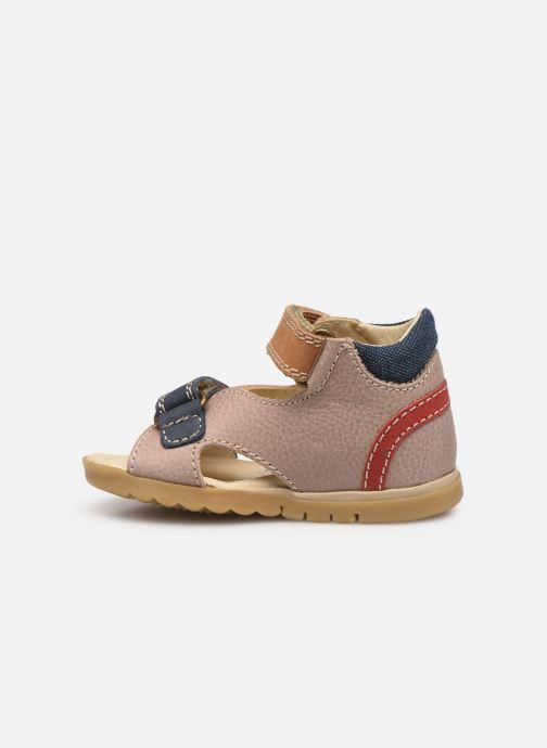 Sandales et nu-pieds Primigi PJO 34056 Marron vue face