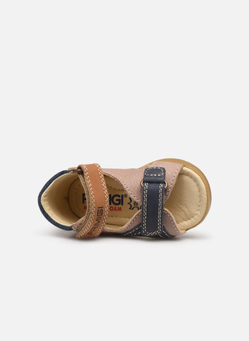 Sandales et nu-pieds Primigi PJO 34056 Marron vue gauche