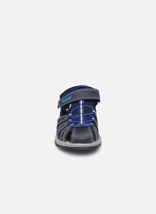 Sandali e scarpe aperte Primigi PTU 33977 Azzurro modello indossato
