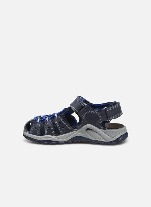 Sandalen Primigi PTU 33977 blau ansicht von vorne