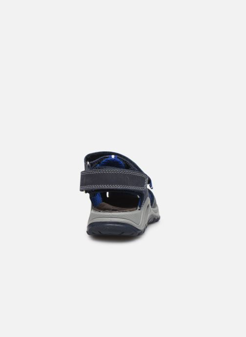 Sandaler Primigi PTU 33977 Blå Bild från höger sidan