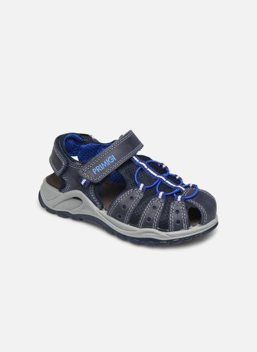 Sandaler Primigi PTU 33977 Blå detaljerad bild på paret
