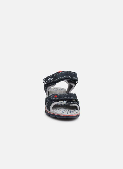 Sandalen Primigi PTV 33968 blau schuhe getragen