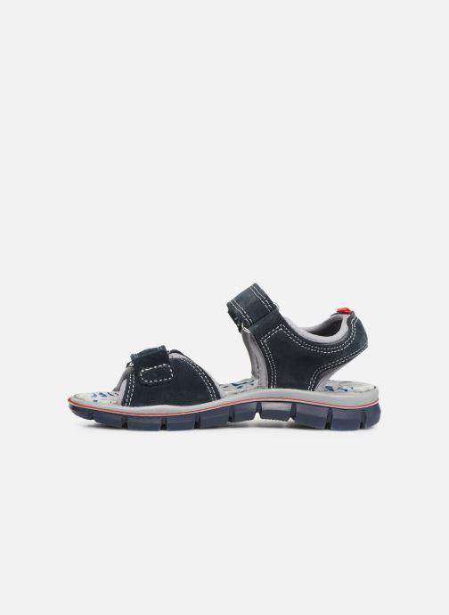 Sandales et nu-pieds Primigi PTV 33968 Bleu vue face