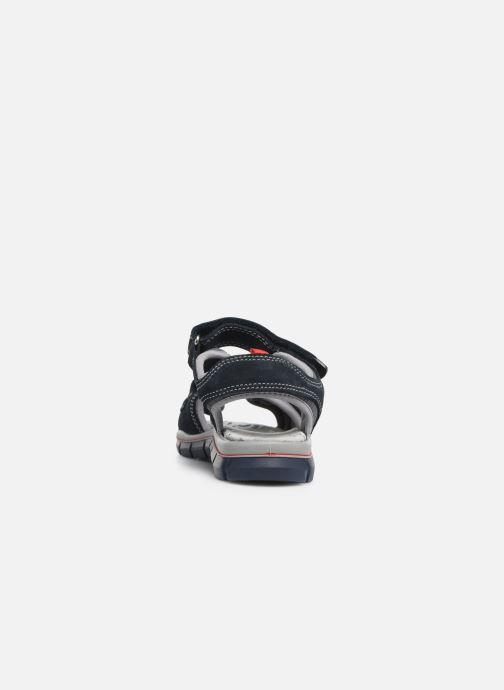 Sandalen Primigi PTV 33968 blau ansicht von rechts