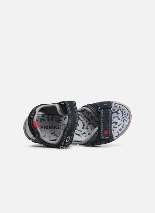 Sandalen Primigi PTV 33968 blau ansicht von links