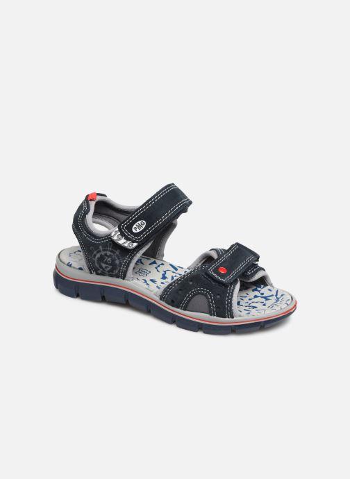 Sandales et nu-pieds Primigi PTV 33968 Bleu vue détail/paire