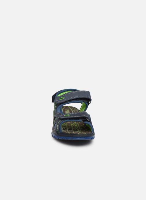 Sandali e scarpe aperte Primigi PTU 33974 Azzurro modello indossato