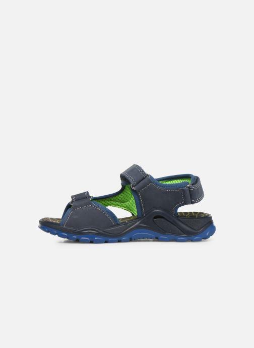Sandales et nu-pieds Primigi PTU 33974 Bleu vue face
