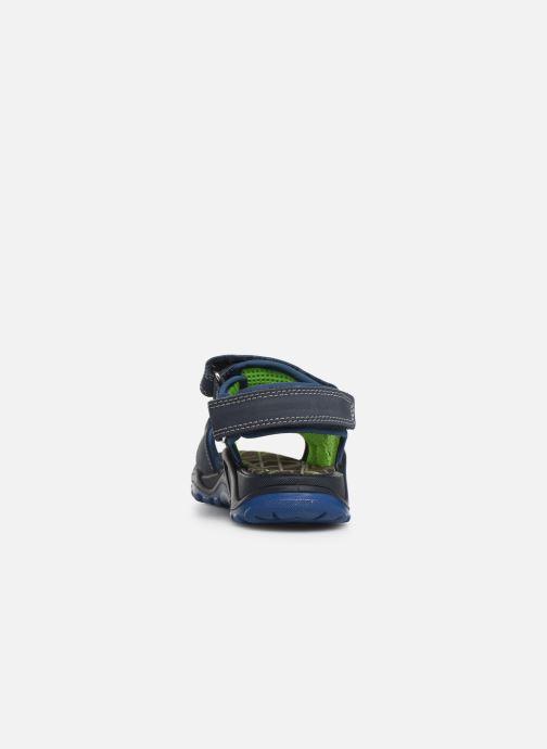 Sandali e scarpe aperte Primigi PTU 33974 Azzurro immagine destra