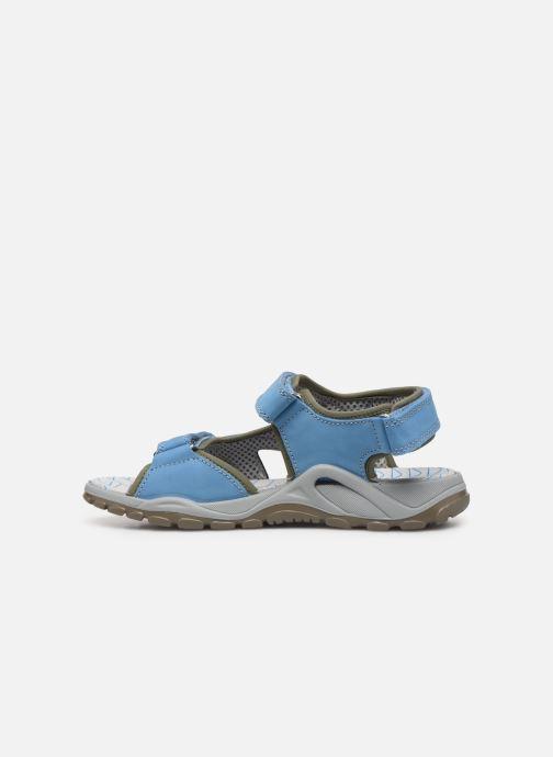 Sandals Primigi PTU 33974 Blue front view