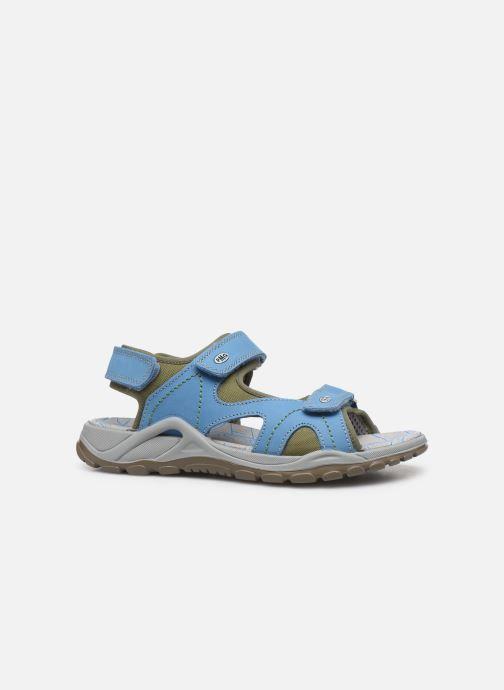 Sandals Primigi PTU 33974 Blue back view