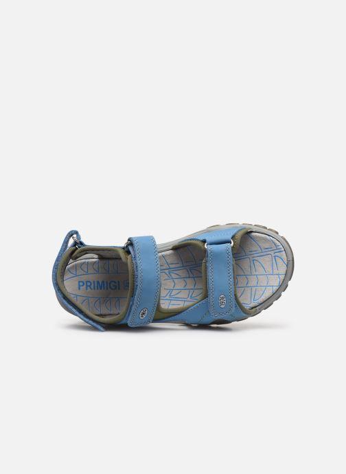 Sandales et nu-pieds Primigi PTU 33974 Bleu vue gauche