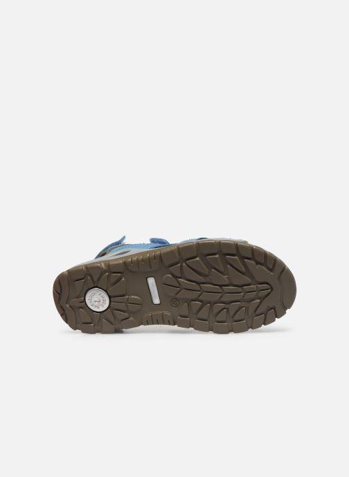 Sandales et nu-pieds Primigi PTU 33974 Bleu vue haut