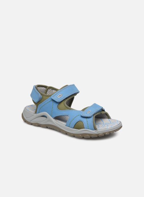 Sandaler Primigi PTU 33974 Blå detaljeret billede af skoene