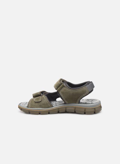Sandales et nu-pieds Primigi PTV 33969 Gris vue face
