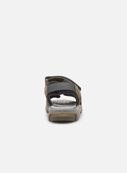 Sandalen Primigi PTV 33969 grau ansicht von rechts
