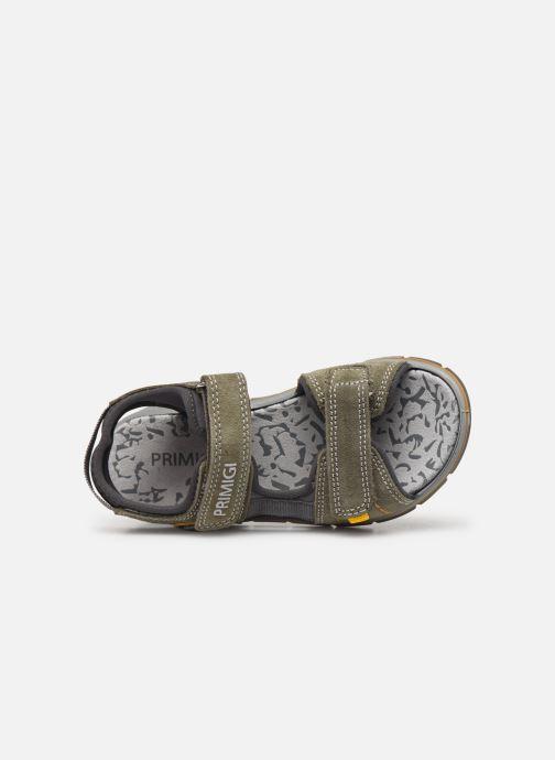 Sandalen Primigi PTV 33969 grau ansicht von links