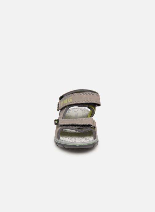 Sandales et nu-pieds Primigi PTV 33967 Marron vue portées chaussures