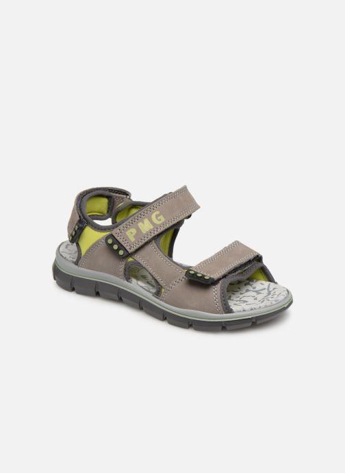 Sandales et nu-pieds Primigi PTV 33967 Marron vue détail/paire
