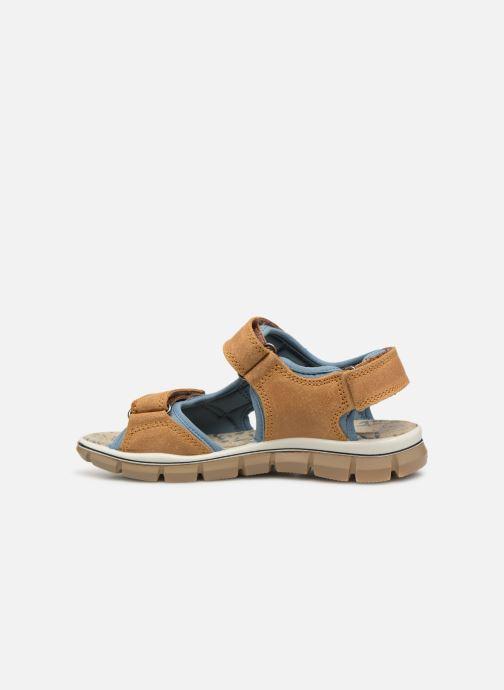 Sandals Primigi PTV 33967 Brown front view