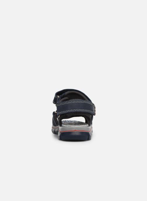 Sandales et nu-pieds Primigi PTV 33967 Bleu vue droite