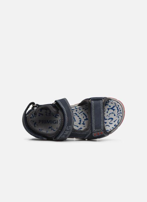 Sandales et nu-pieds Primigi PTV 33967 Bleu vue gauche