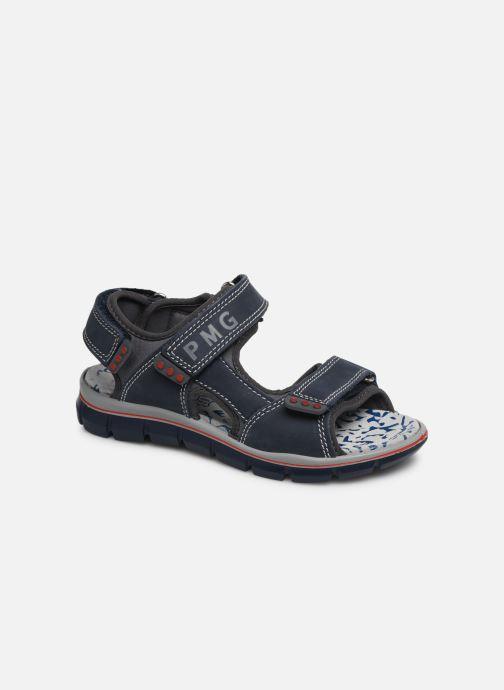 Sandales et nu-pieds Primigi PTV 33967 Bleu vue détail/paire