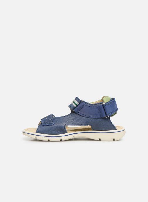 Sandales et nu-pieds Primigi PFP 34216 Bleu vue face