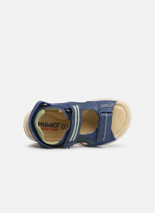 Sandales et nu-pieds Primigi PFP 34216 Bleu vue gauche