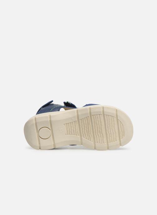Sandales et nu-pieds Primigi PFP 34216 Bleu vue haut