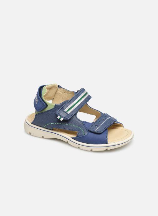 Sandales et nu-pieds Primigi PFP 34216 Bleu vue détail/paire