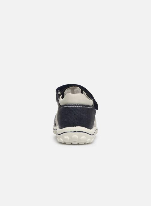 Sandales et nu-pieds Primigi PSW 33782 Bleu vue droite
