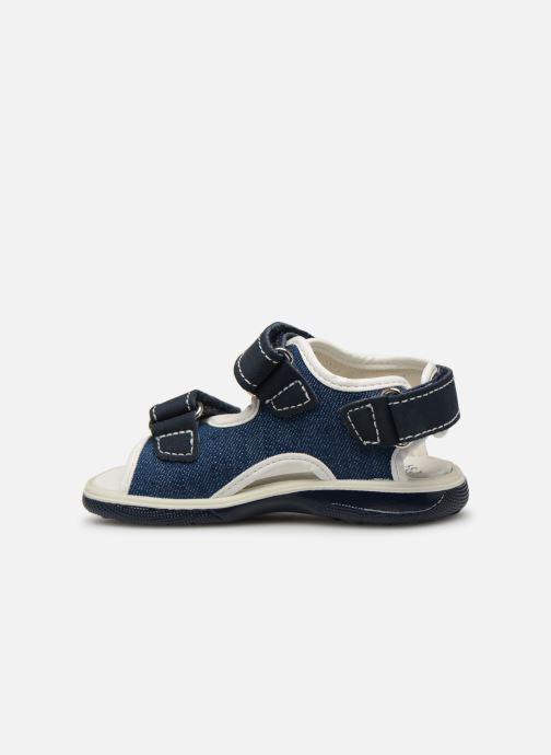 Sandalen Primigi PMI 33770 blau ansicht von vorne