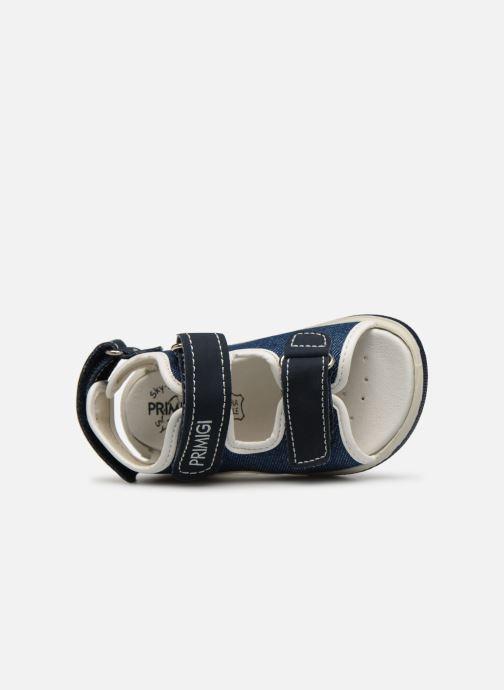 Sandalen Primigi PMI 33770 blau ansicht von links