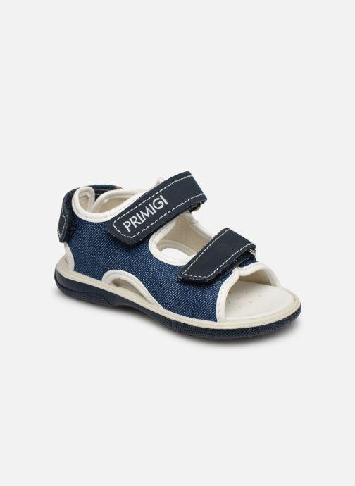 Sandals Primigi PMI 33770 Blue detailed view/ Pair view