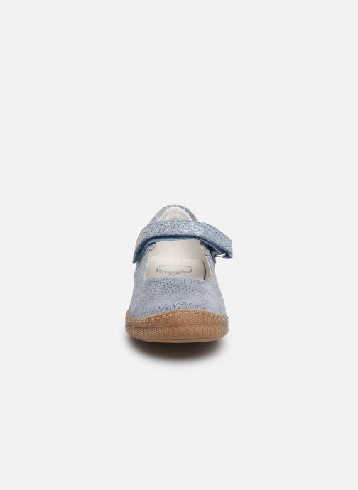 Ballerina Primigi PTF 34321 Blå bild av skorna på