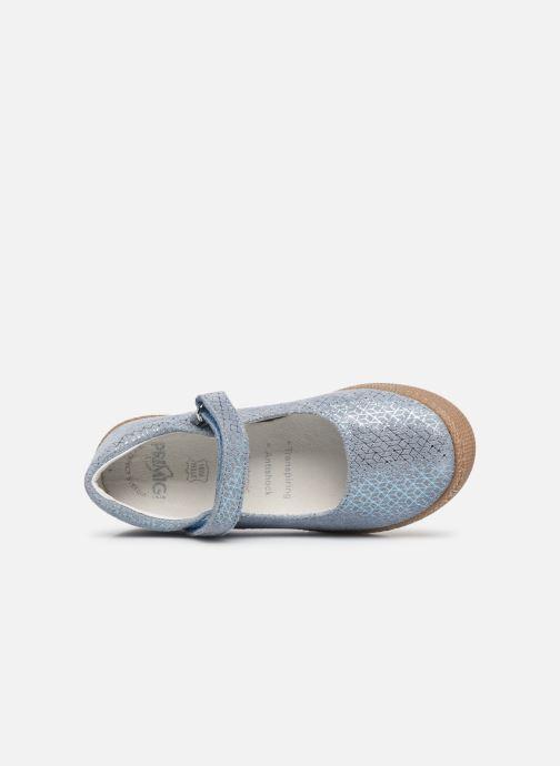 Ballerina's Primigi PTF 34321 Blauw links