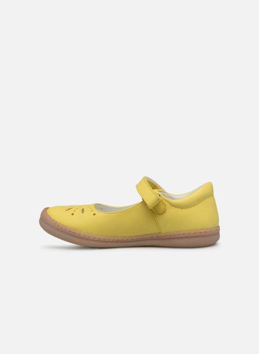 Ballet pumps Primigi PTF 34323 Yellow front view