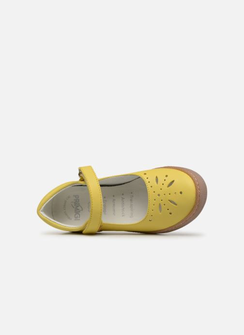 Ballet pumps Primigi PTF 34323 Yellow view from the left