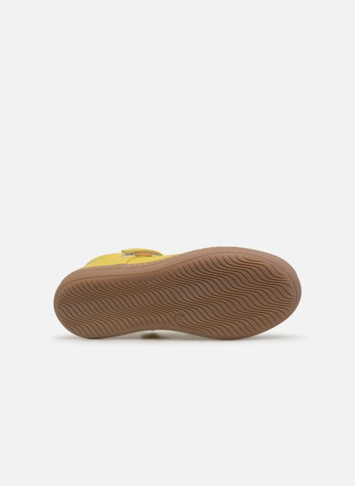 Ballet pumps Primigi PTF 34323 Yellow view from above